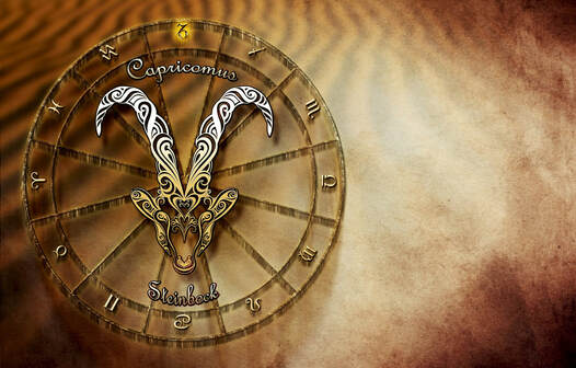 Picture of Capricorn Horoscope Sign