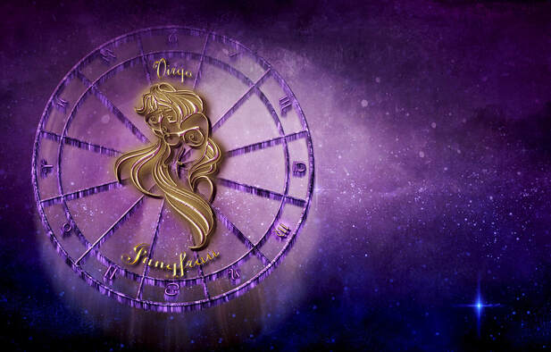 Picture of Virgo Horoscope Sign